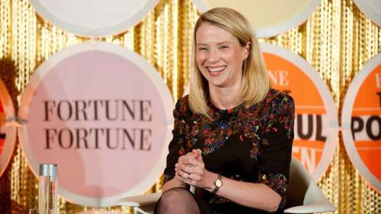 Marissa Mayer - copyright by businessinsider.de