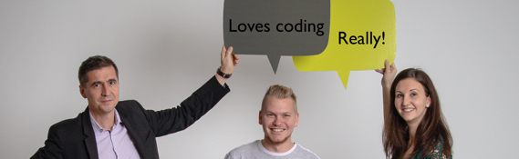 Lehre Applikationsentwicklung-Coding
